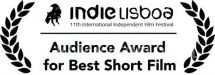 IndieLisboa Audience Award for Best Short Film 2014